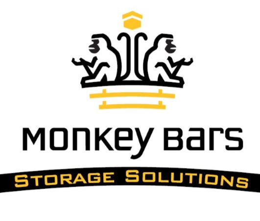Monkey Bars Storage Solutions