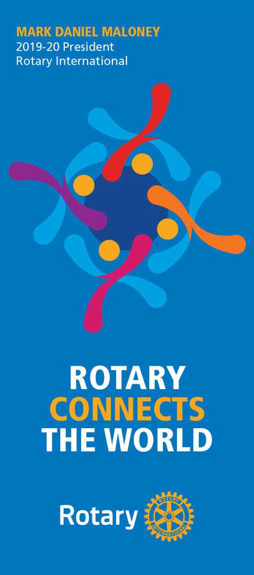 Rotary Connect The world 2019